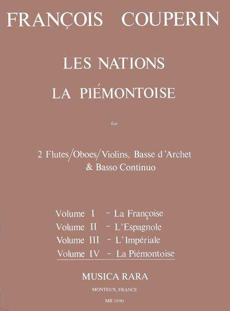 Les Nations IV'La Piemontoise'