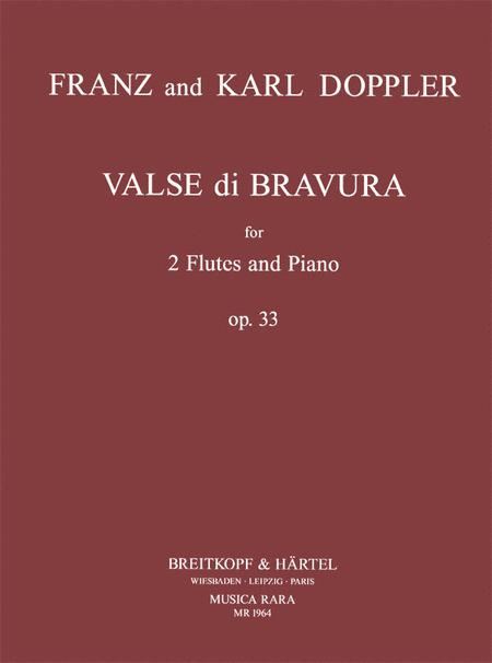 Valse di Bravura Op. 33