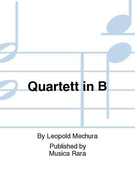 Quartet in Bb major