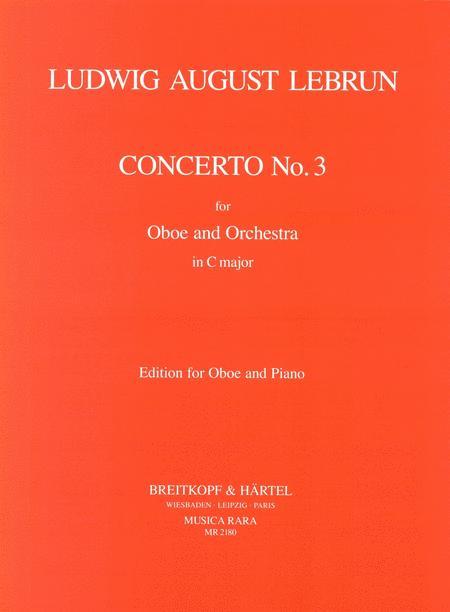 Concerto in C Nr. 3