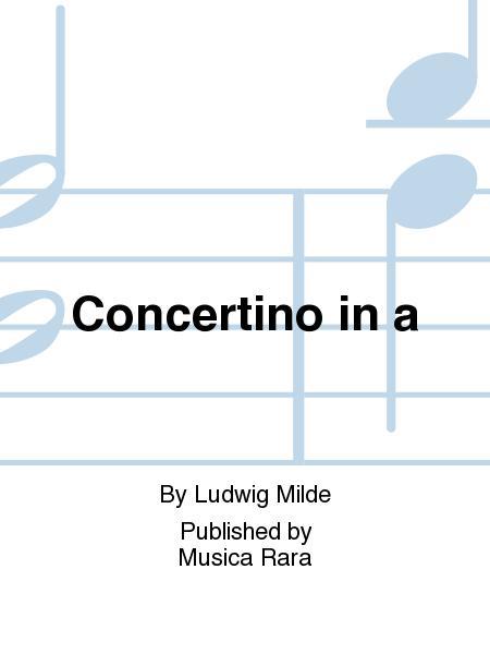 Concertino in a