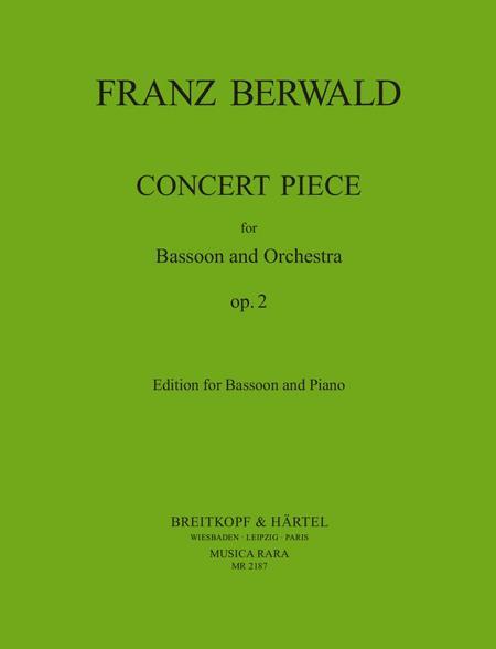Konzertstuck op. 2