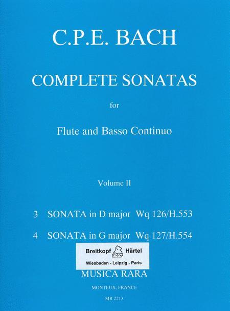 Complete Sonatas