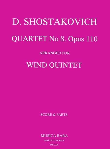 Quintett arr.n. Quartett Nr. 8