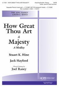 How Great Thou Art/Majesty