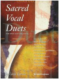 Sacred Vocal Duets (for High and Low Voice)