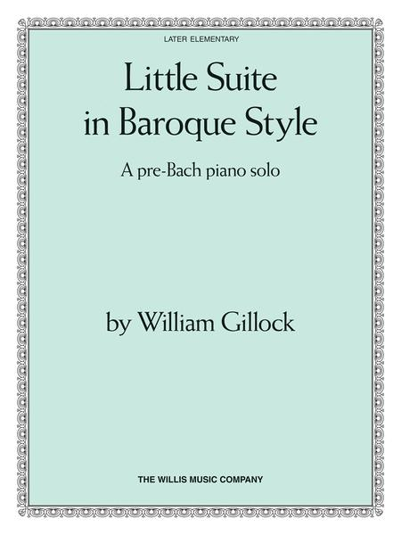 Little Suite in Baroque Style