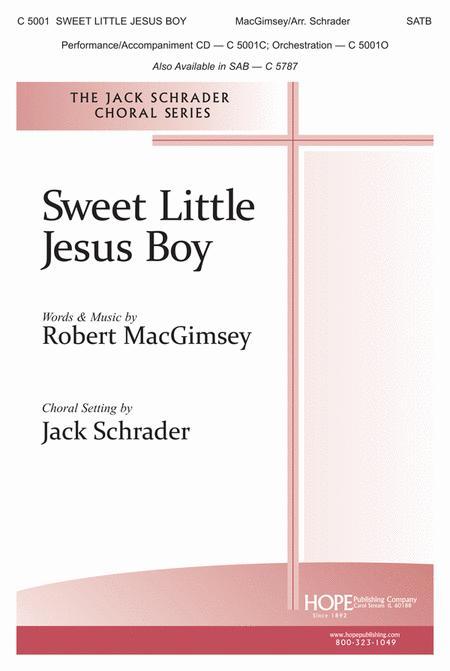 Sweet Little Jesus Boy