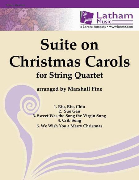Suite on Christmas Carols