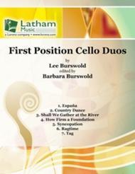 First Position Cello Duos