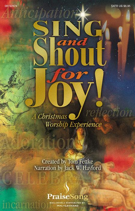 Sing and Shout for Joy!