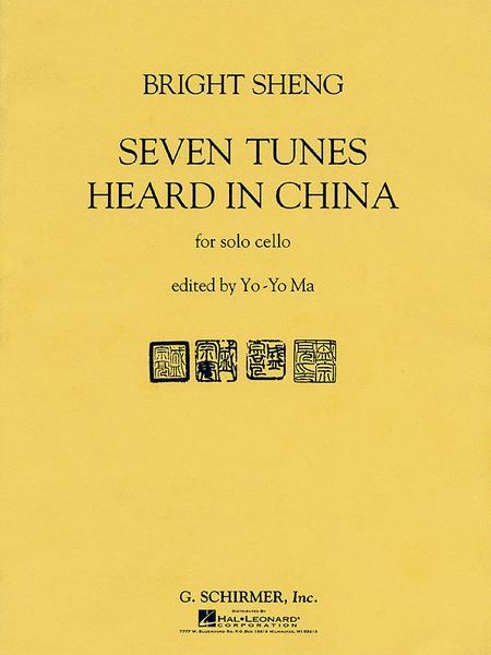 Seven Tunes Heard In China - Cello