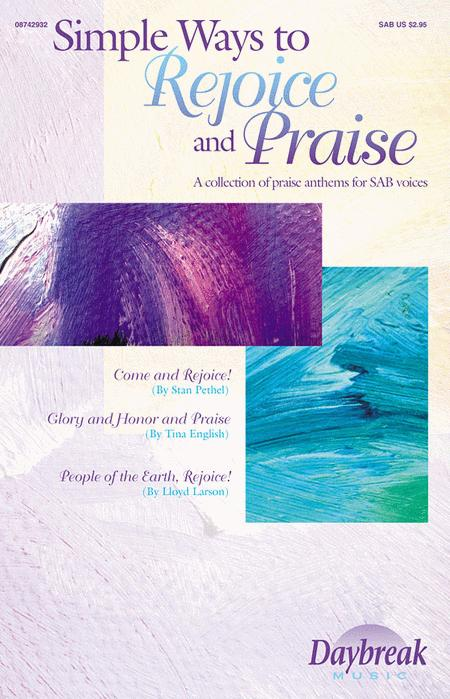 Simple Ways to Rejoice and Praise (Collection)