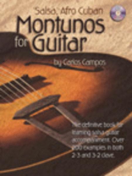 Salsa & Afro Montunos for Guitar