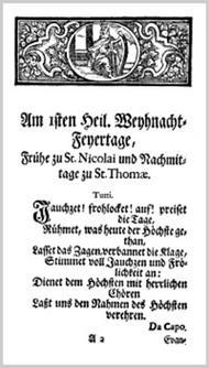 Texte zu Bachs Leipziger Kirchenmusik