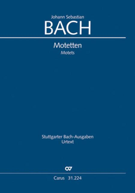 The Complete Motets (Samtliche Motetten)