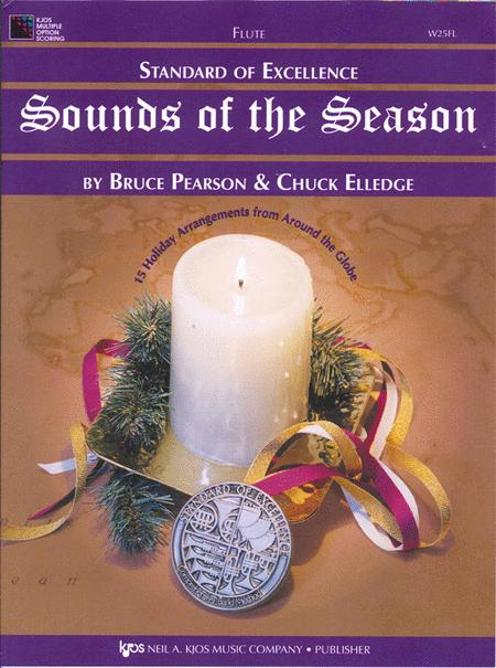 Standard of Excellence: Sounds of the Season-Flute