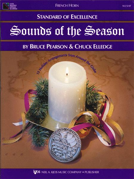 Standard of Excellence: Sounds of the Season-French Horn