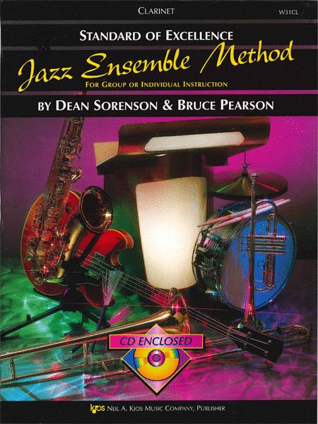 Standard of Excellence Jazz Ensemble Book 1, Clarinet