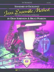 Standard of Excellence Jazz Ensemble Book 1, 1st Trumpet