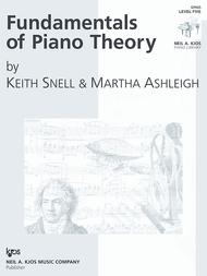 Fundamentals of Piano Theory - Level Five