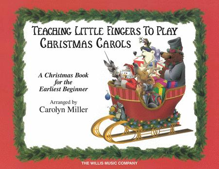 Teaching Little Fingers to Play Christmas Carols