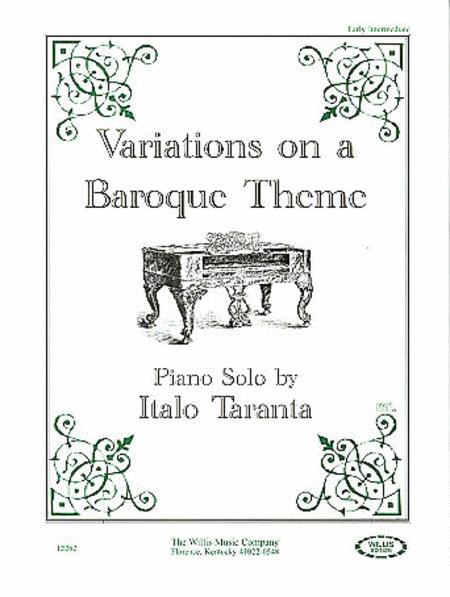 Variations on a Baroque Theme