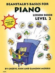 Beanstalk's Basics for Piano - Lesson Book 2