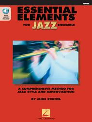 Essential Elements for Jazz Ensemble (Flute)
