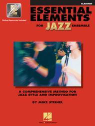 Essential Elements for Jazz Ensemble (Bb Clarinet)