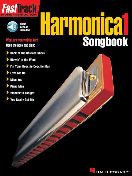 FastTrack Harmonica Songbook - Level 1