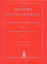 Premiere Suitte de Pieces   ByJacques (Jean) Martin Hotteterre