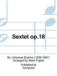 Sextet op.18