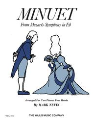 Minuet from Symphony in E Flat