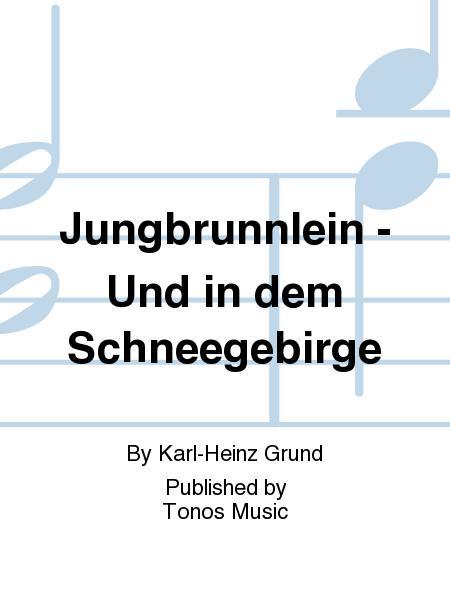 Jungbrunnlein - Und in dem Schneegebirge