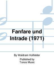 Fanfare und Intrade (1971)