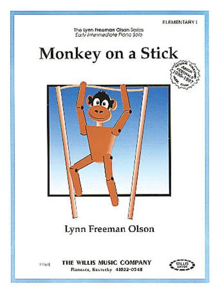 Monkey on a Stick