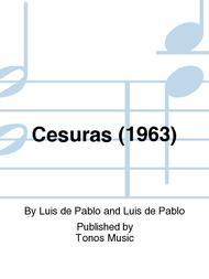 Cesuras (1963)
