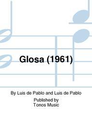 Glosa (1961)
