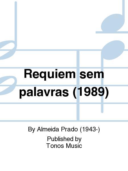 Requiem sem palavras (1989)