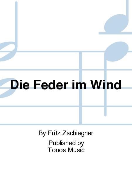 Die Feder im Wind