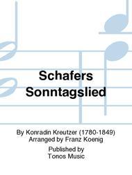 Schafers Sonntagslied