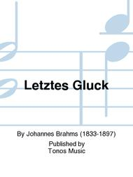Letztes Gluck