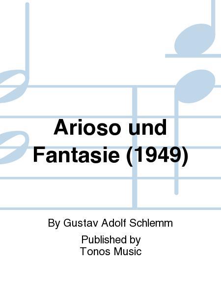 Arioso und Fantasie (1949)