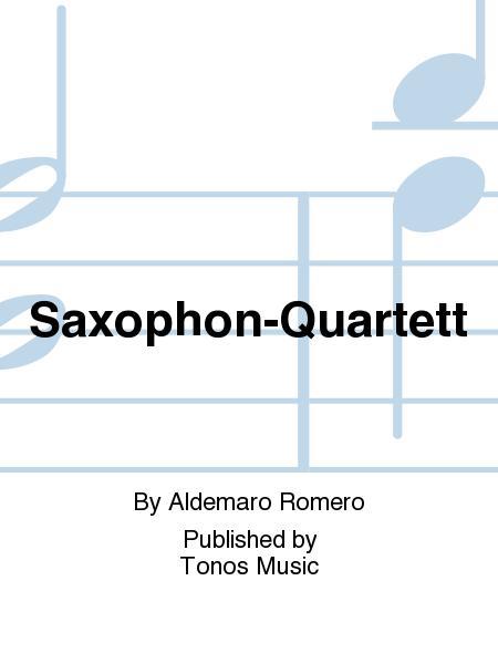 Saxophon-Quartett