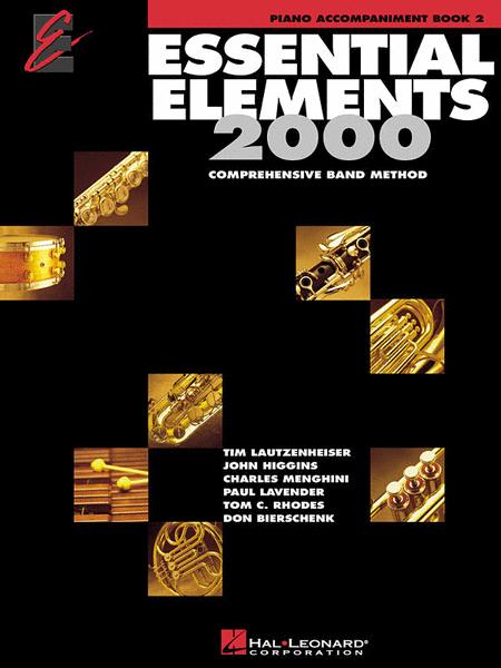 Essential Elements 2000 - Book 2 (Piano Accompaniment)
