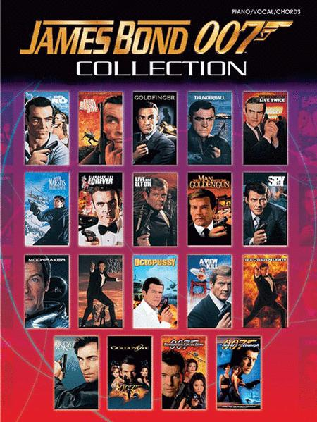 James Bond 007 Collection - Piano/Vocal/Chords