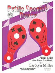 Petite Spanish Dance