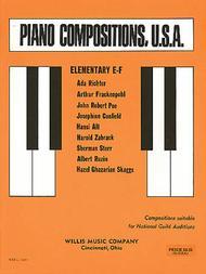 Piano Composition USA
