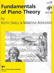 Fundamentals of Piano Theory - Level Nine